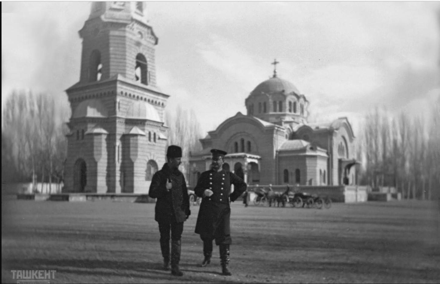 Военный Спасо-Преображенский собор