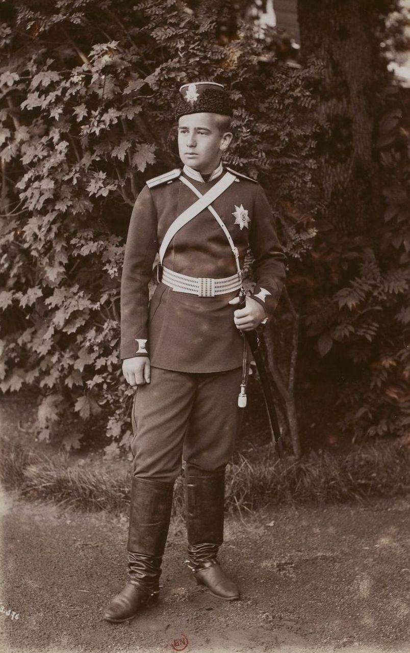1900-е. Великий князь Борис Владимирович