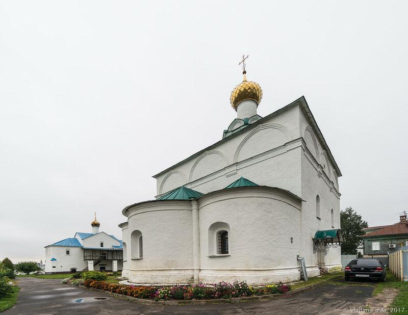 Свято-Васильевский монастырь. Суздаль.
