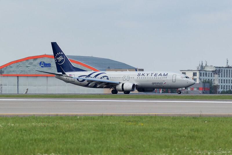 Boeing 737-8LJ (VP-BMB) Аэрофлот 449_D802208