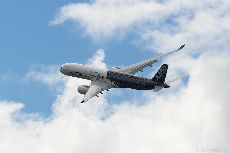 Airbus A350-941 (F-WWCF) Airbus Industrie 228_D802262