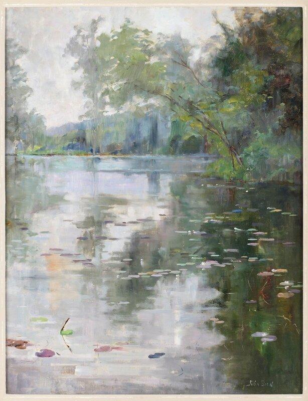Nénuphars 1887-88 (?)