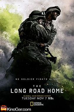 The Long Road Home Staffel 01 (2017)
