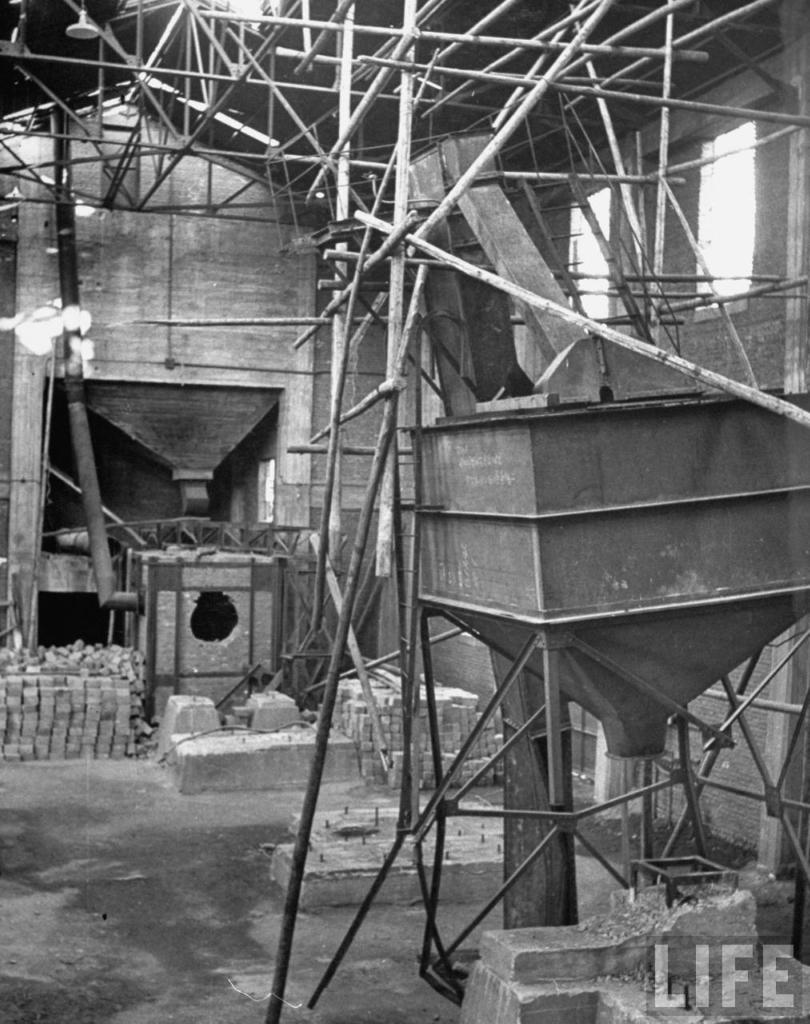 Итоги второй мировой: демонтаж заводов из Маньчжурии 1945-1946 годы