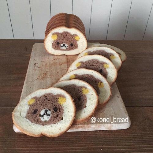 Хлеб с картинками