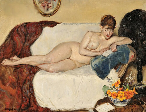 The Letter – The Love Letter  Denys George Wells