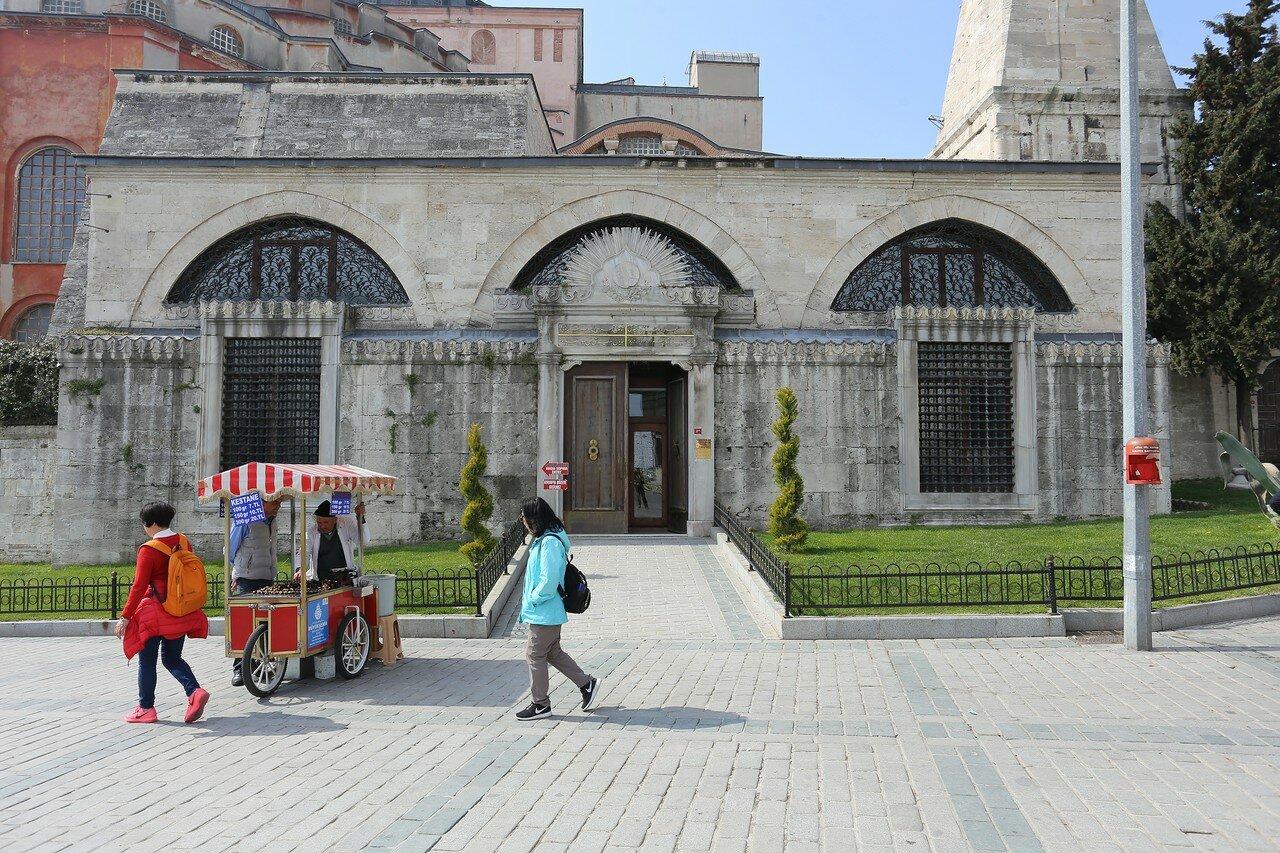 Стамбул. Улица Кабасакал (Kabasakal Caddesi)