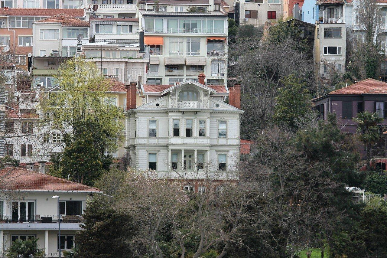 Стамбул. Эмигран. Вид с Босфора