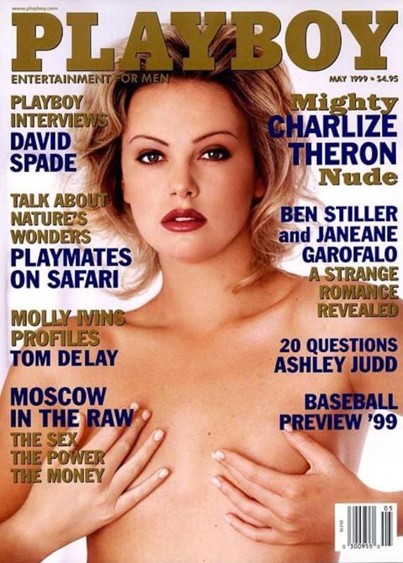 1999 год.   Тогда Шарлиз Терон делала свои первые робкие шаги в кинематографе. Но номер с актри