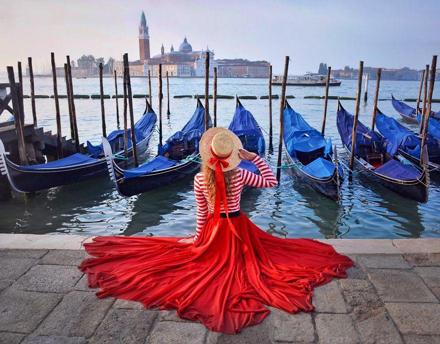 Гранд-канал. Венеция, Италия.