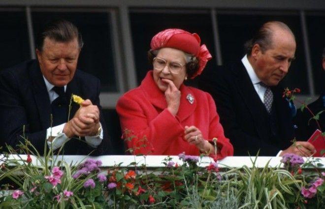 Если королевский нос зачесался, значит она его почешет.