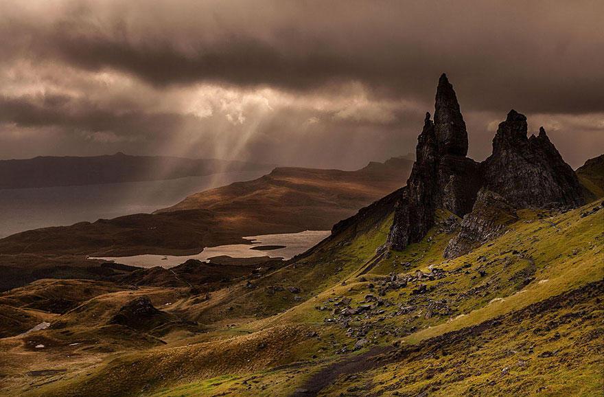 24 фото, которые станут причиной вашей поездки в Шотландию