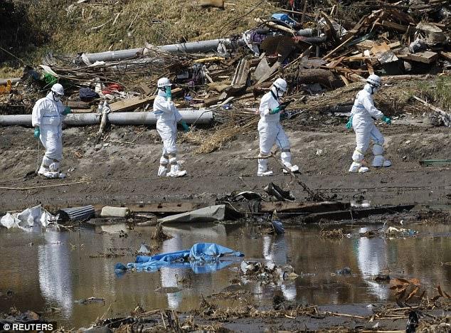 Япония готова отравить океаны водой из Фукусимы (2 фото)