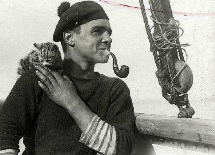 Притча о моряке (1 фото)