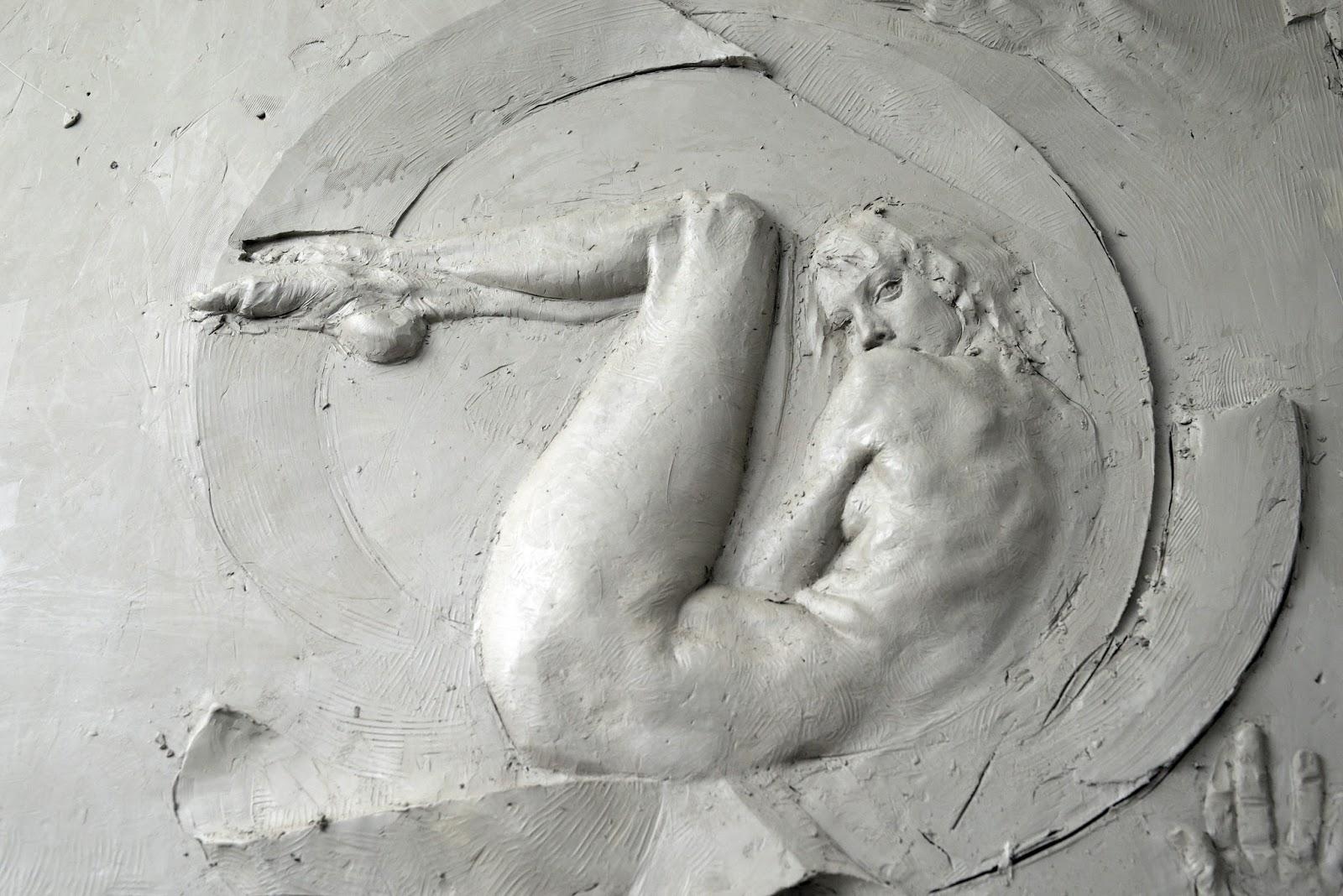 Еретик Марко Иццолино. Мощная скульптура Гжегожа Гвязды