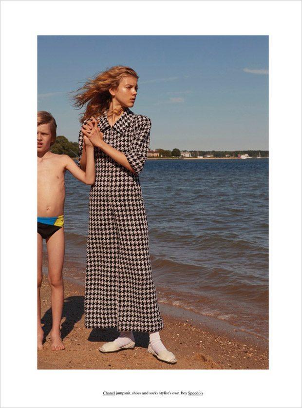 Ally Ertel by Nagi Sakai for Lovewant Magazine #13 Issue