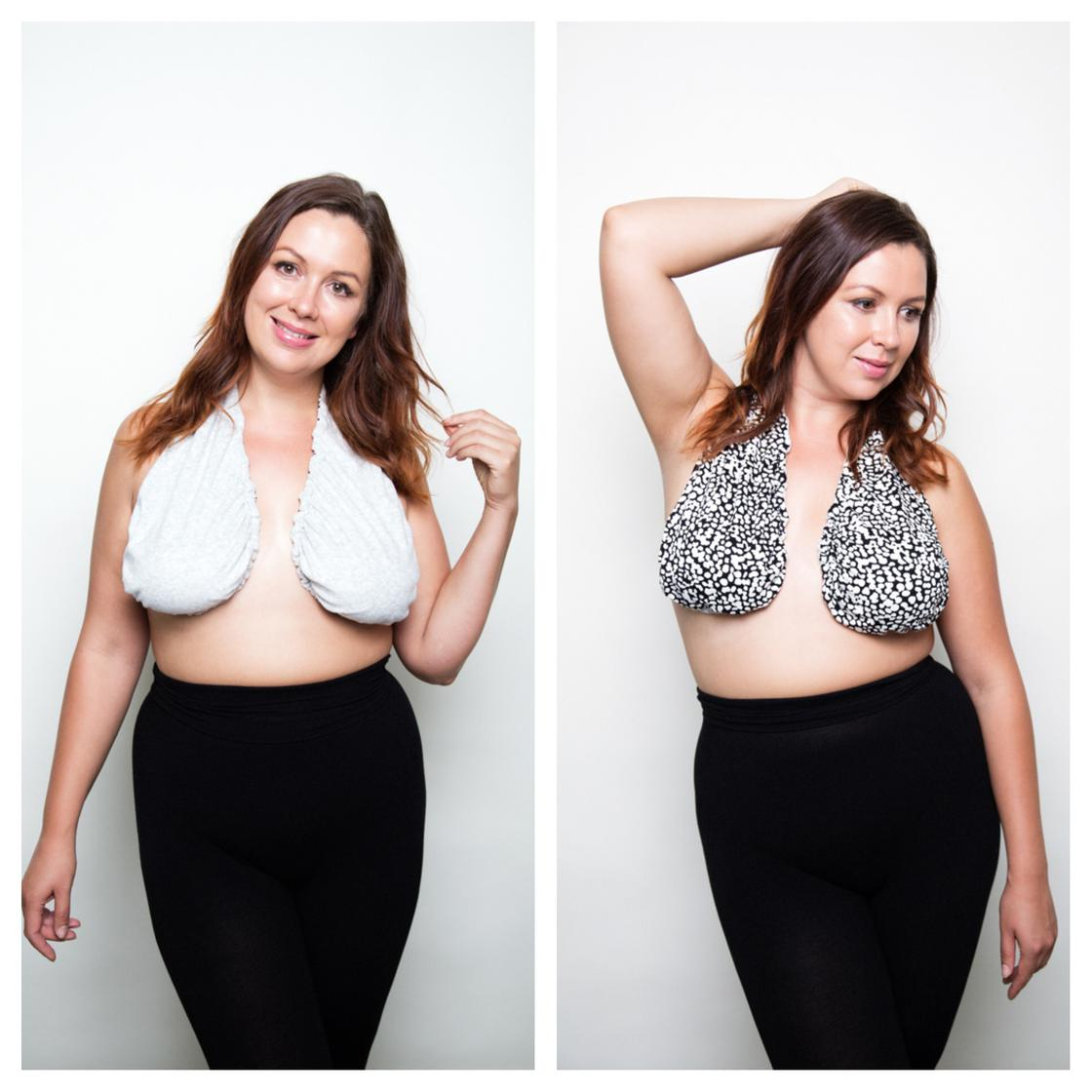 Ta-Ta Towels – An innovative bra designed to fight the heat!