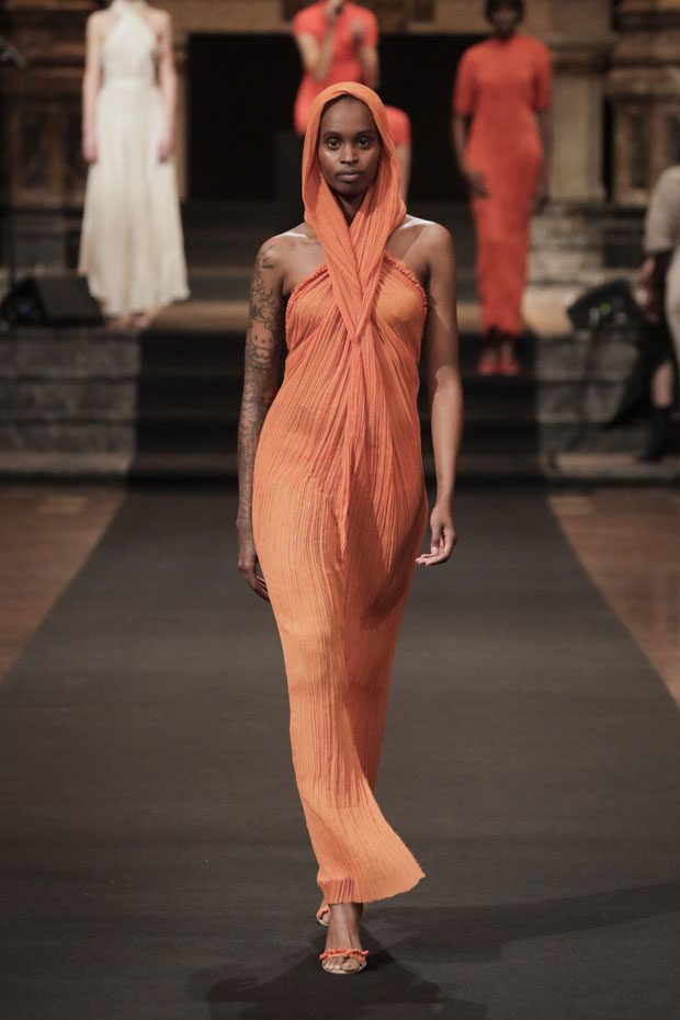 Karim Adduchi Spring Summer 2018 Collection