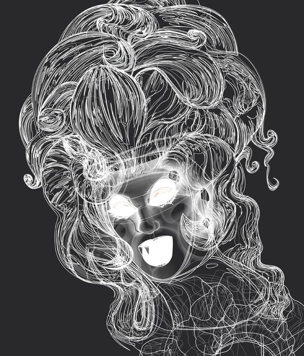 Illustrator - Adrian Van Delzel