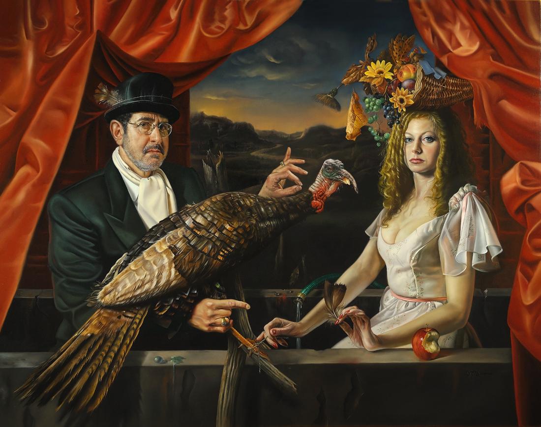 Paintings - David Michael Bowers