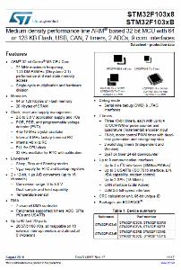 stm32 - STM32. STM32F103VBT6 (32-Бит, 72МГц, 128Кб, LQFP-100). 0_1328a3_15cc7c58_orig
