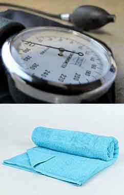 Упражнение снижает давление