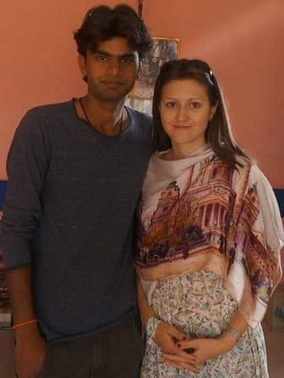 Светлана и Анджул