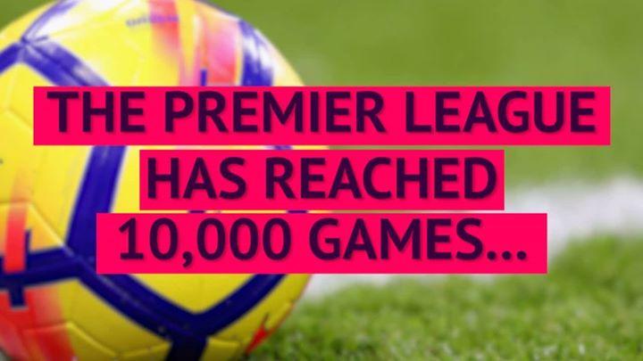 10,000 Games: Premier League quiz