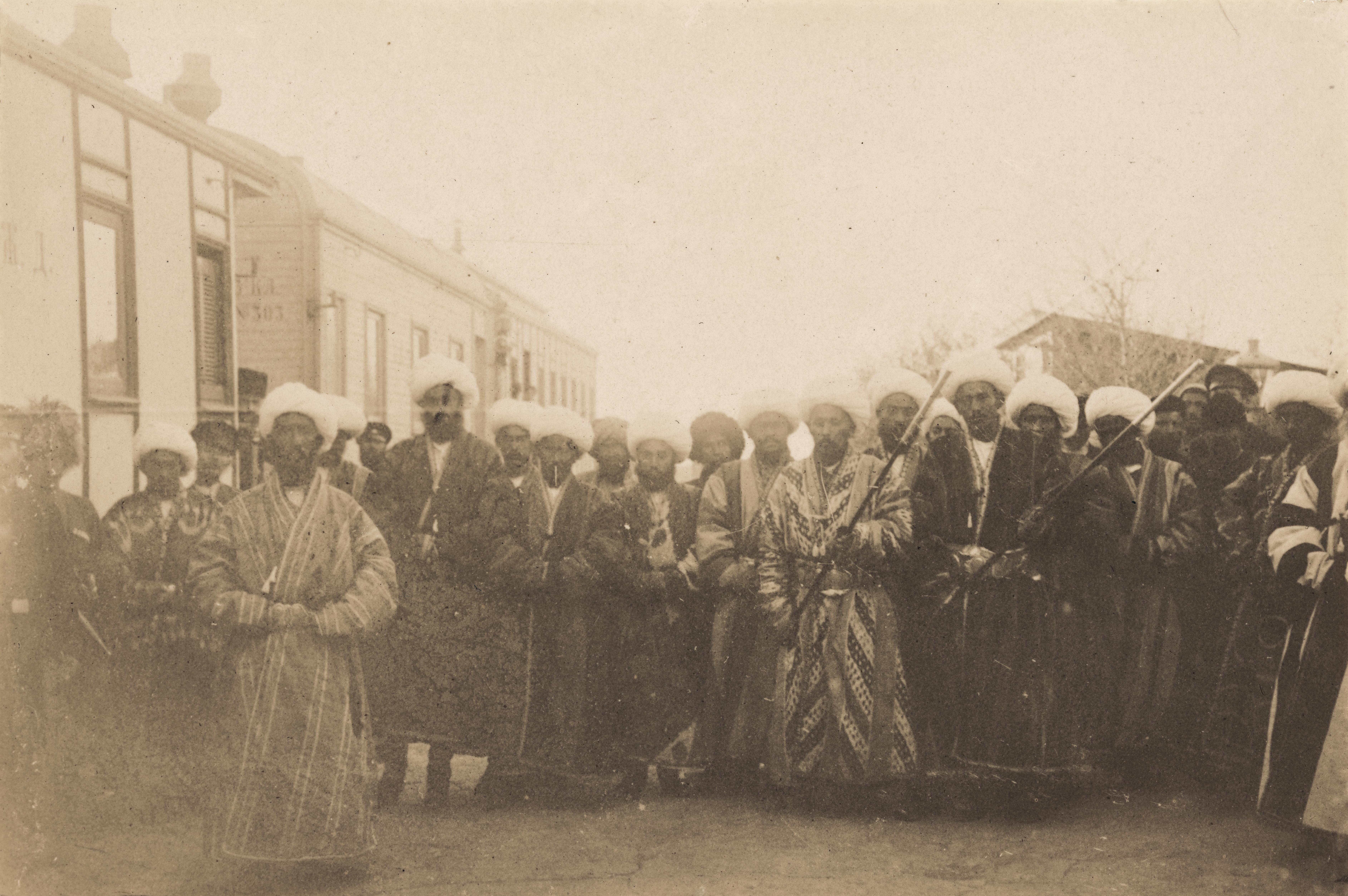 27. Кермине. Жезлоносцы эмира