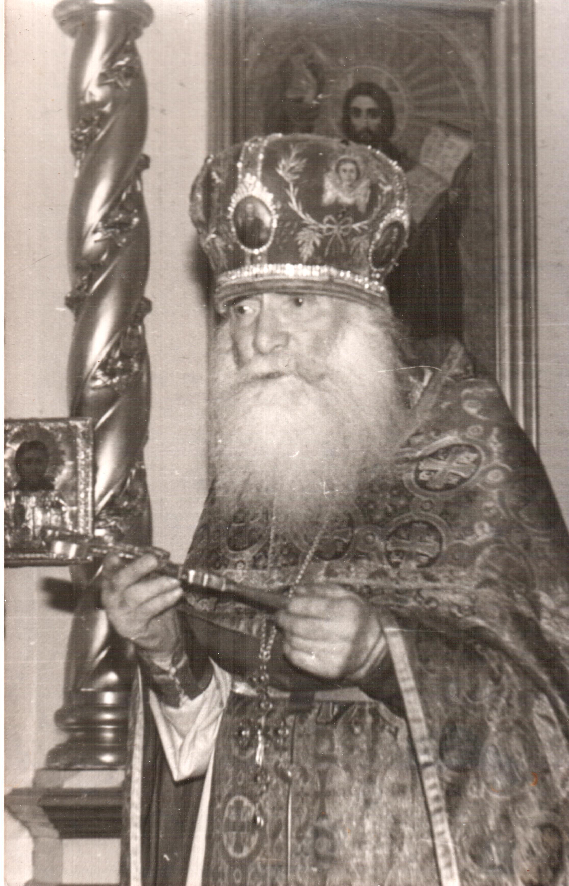 Архимадрит Иоанн