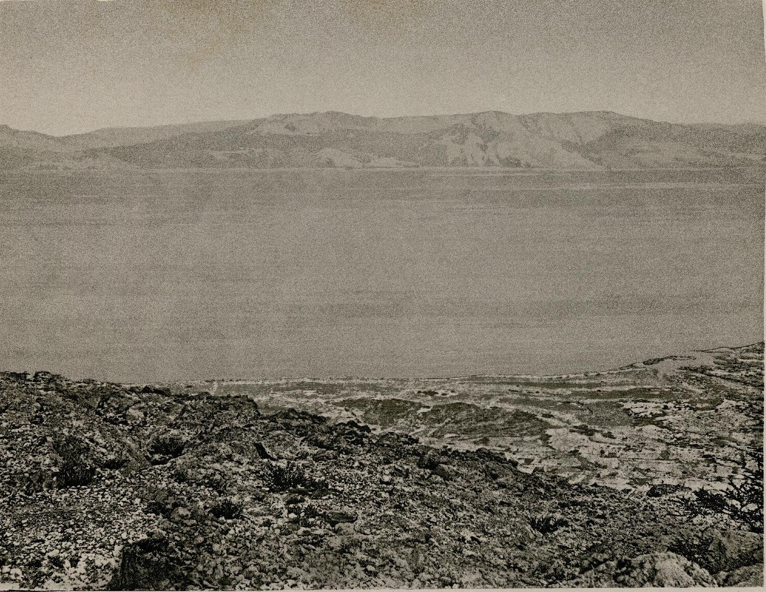 26. Мертвое море. Вид Эйн-Геди