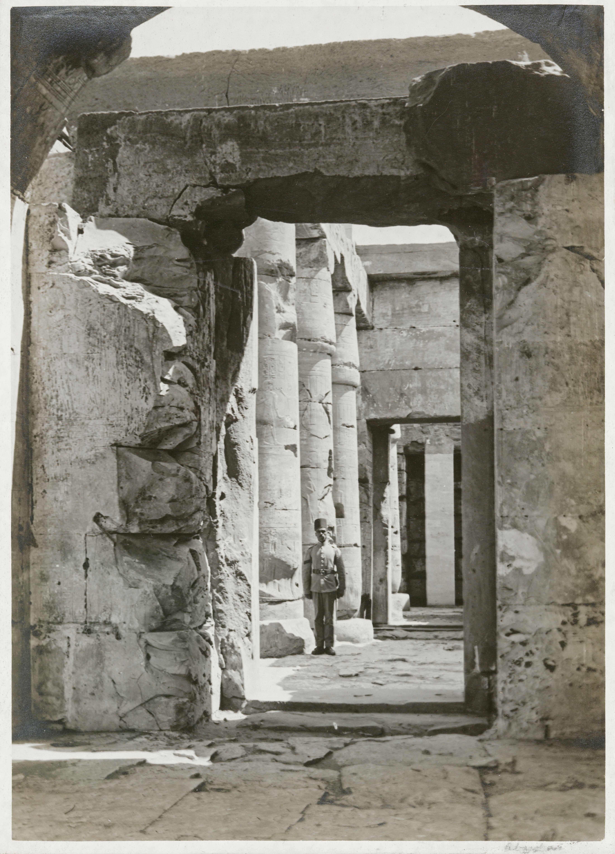 Абидос. Поминальный храм Сети I