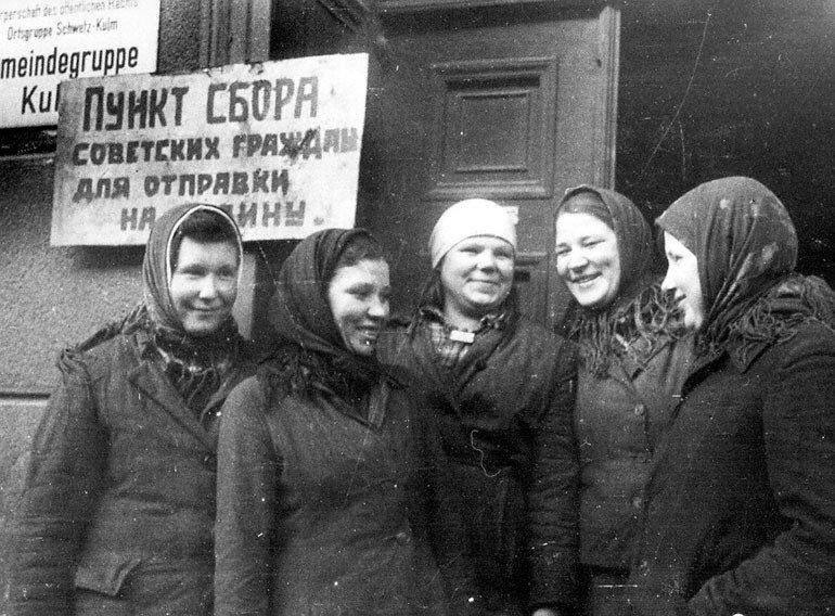 «Правда», 5 марта 1942 года