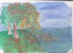 Пуказова Варвара (рук. Кадырбердиева Гульнара Зайдулловна ) - На берегу