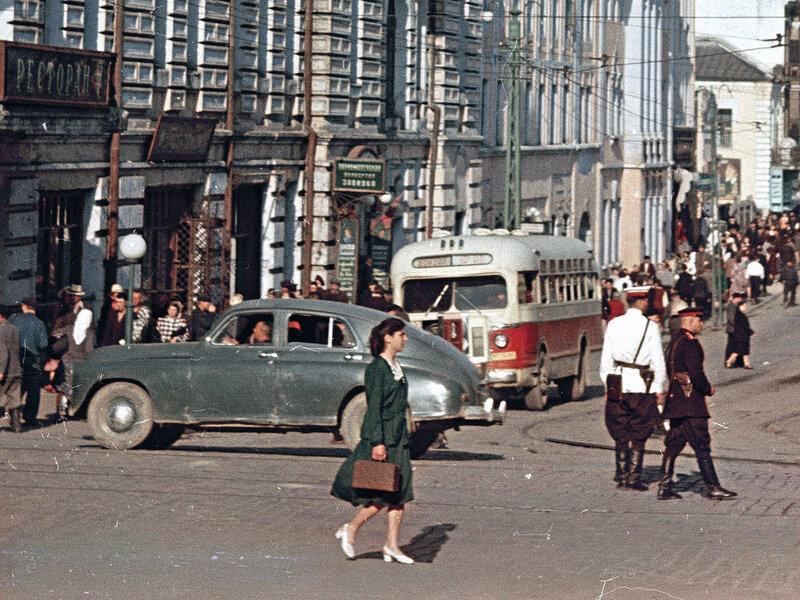 1955 Улица Ленинская. Фридлянд.jpg