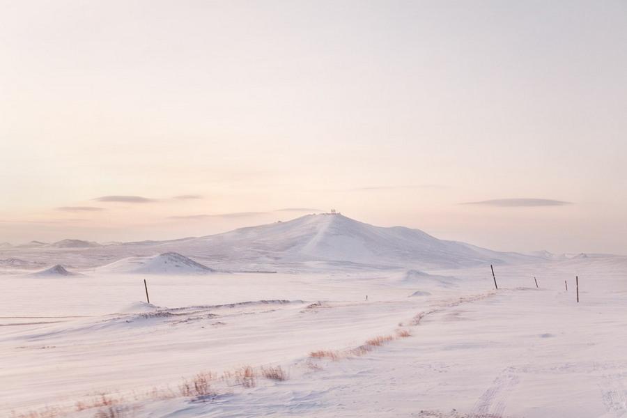 Поселок Тикси на снимках Евгении Арбугаевой