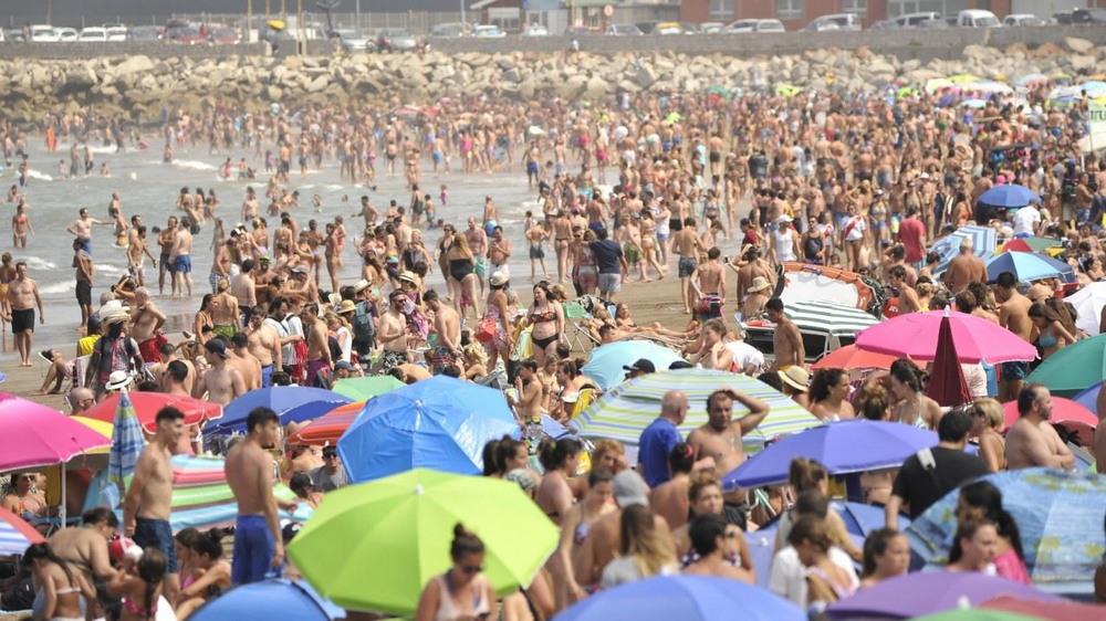Отдых на пляжах в Мар-дель-Плата