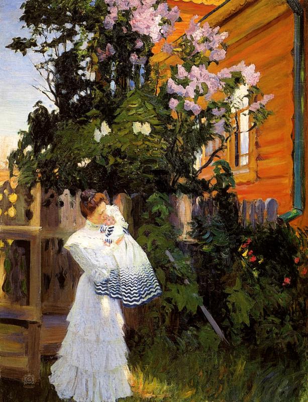 Сирень 1906 год