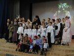 Епархиальная елка в Покровске 8.01.2018