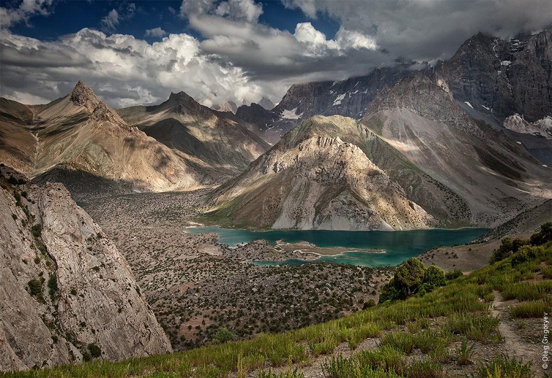 27. Впечатляющие масштабы и невероятная красота в каждом пейзаже.