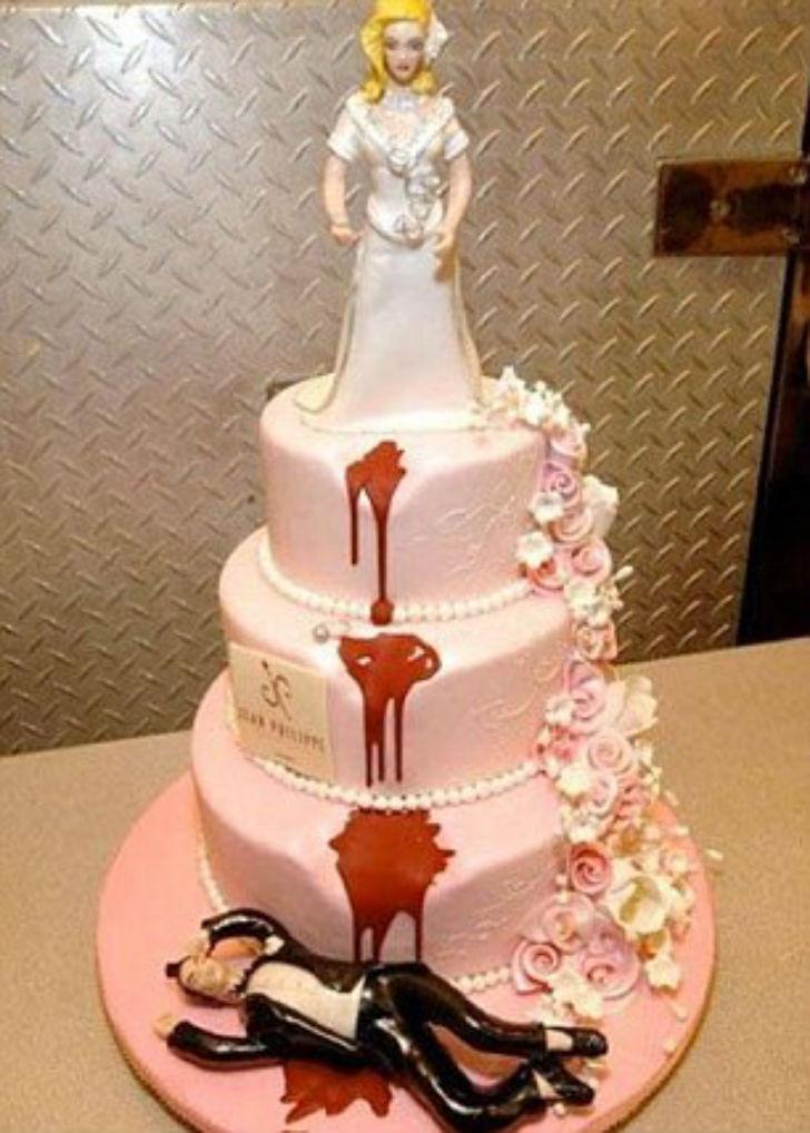 Кровожадная невеста.