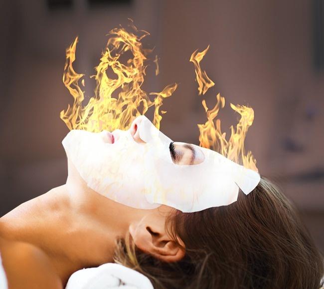 © depositphotos     Одна изсамых удивительных косметических процедур— массаж ог