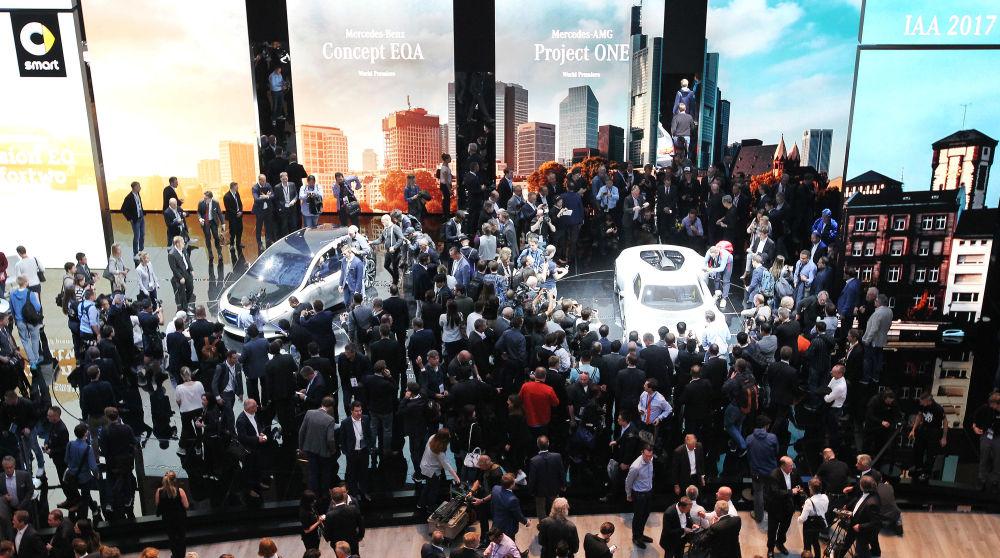 Интерьер Yanfeng Automotive: