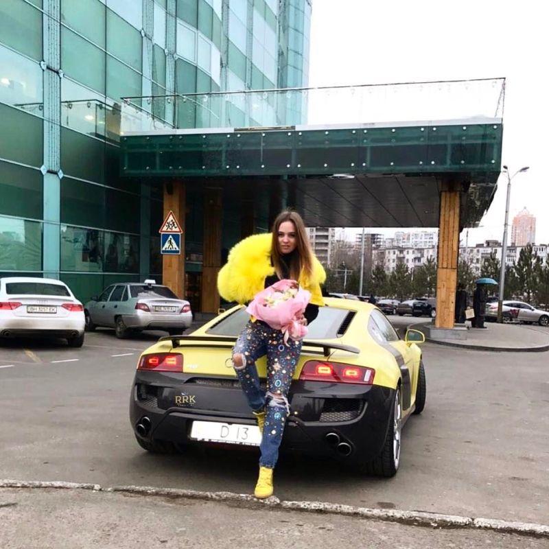 Богатые русские детишки