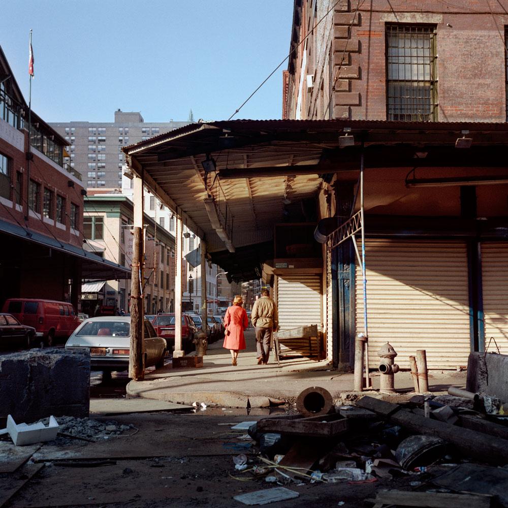 Саус-стрит, 1984