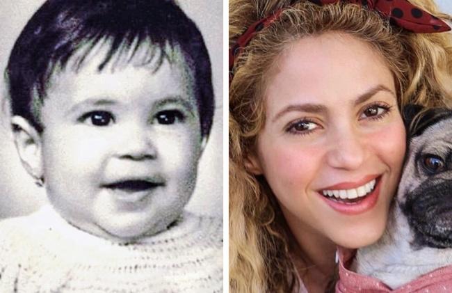Талантливая певица итанцовщица Шакира сменила отприроды темные кудри наярки