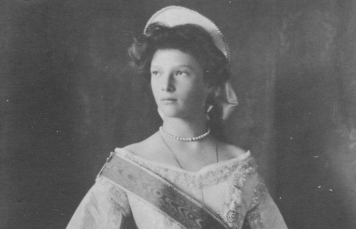 Ужасающие события Первой мировой войны застали княжну в семнадцатилетнем возрасте. Между тем у юной
