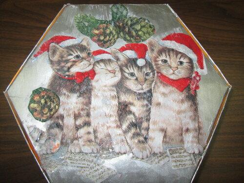 Подарок по упаковке встречают