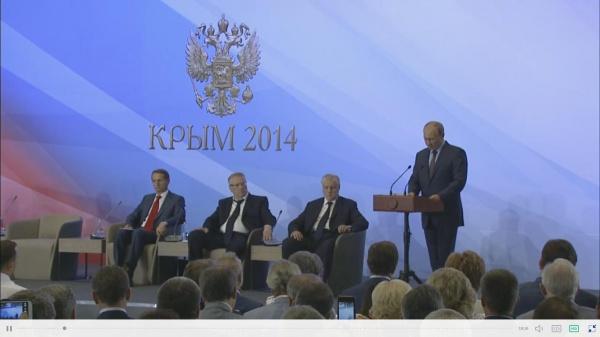 Тема примирения белых и красных актуальна, как тема примирения Московского и Киевского княжеств