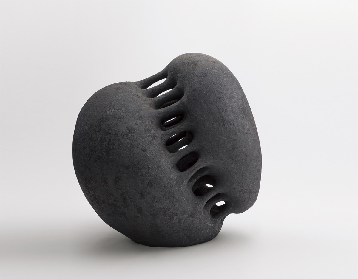 The Dripping and Undulating Ceramic Sculptures of Toru Kurokawa (7 pics)